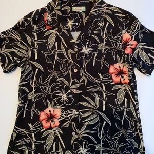 Tommy Bahama Bamboo & Hibiscus Top